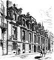 64 RUE DE LISBONNE Façade - 1878 - Source Dictionnaire par noms d'architectes par Anne DUGAIST et Isabelle PARIZET.jpg