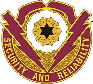 212th Field Artillery Brigade - Image: 72 Spt Bn DUI