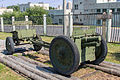 76 mm regimental cannon model 1927 in the Great Patriotic War Museum 5-jun-2014.jpg