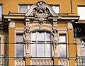 7 Piłsudskiego Street in Szczecin, 3rd floor ornaments, 2021.jpg
