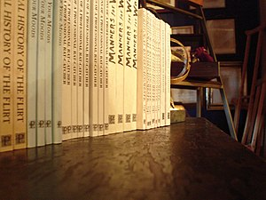 Collaborative fiction - Selection of books written collaboratively as part of the 826 Valencia Project