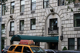 834 Fifth Avenue Residential skyscraper in Manhattan, New York
