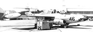 78th Air Base Wing - Image: 84th Fighter Interceptor Squadron Northrop F 89C 5 NO Scorpion 50 746 1952
