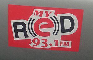 CKYE-FM - Original logo