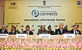 A.P.J. Abdul Kalam at the inauguration of 'The Commonwealth Connects International e-Partnership Summit'.jpg