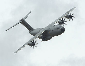 Airbus Defence and Space - Airbus A400M Atlas