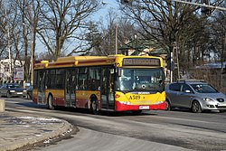 A589 Scania CN270UB Marki