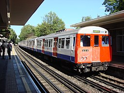 A60 Stock at Eastcote 1