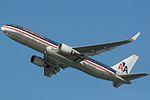 AAL 767-300ER N377AN departing LAX (4209847924).jpg