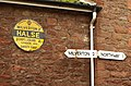 AA sign, Halse - geograph.org.uk - 1594718.jpg
