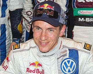 Julien Ingrassia World Rally Championship co-driver