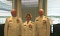 ADM Allen, VADM Papp with new District 8 Commander RADM Landry (3606282440).jpg