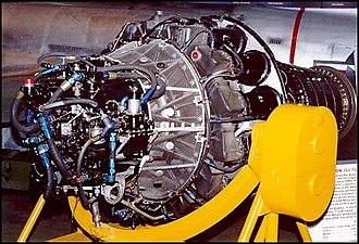 Allison J33 - Allison J33-A-35 Turbojet Engine
