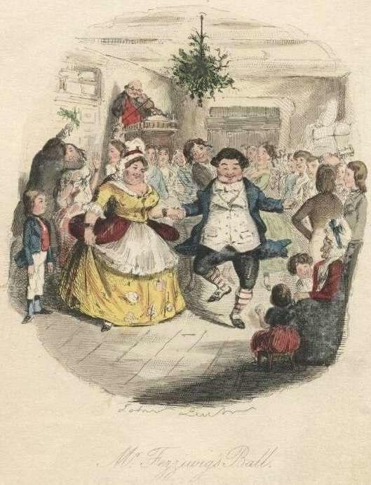 A Christmas Carol - Mr. Fezziwig's Ball