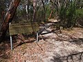 A Great North Walk sign at Berowra Heights - panoramio.jpg