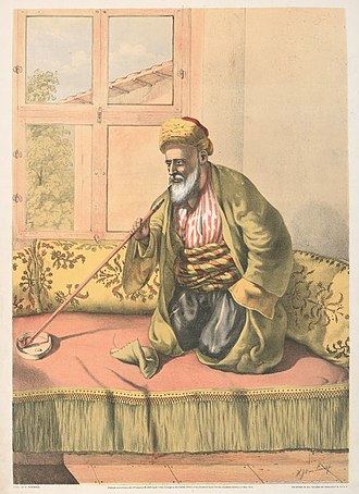 Effendi - A Turkish Effendi (1862)
