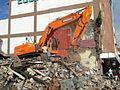 A building demolished near River Road kampala coach.JPG