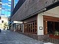 A public walk, Mighty Mighty Restaurant, 100 McLachlan Street.JPG