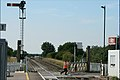 A vanishing breed of railwayman, the rural level crossing keeper. - panoramio.jpg