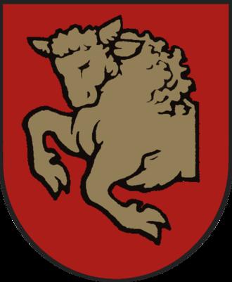 Aars Municipality - Image: Aars Municipality shield