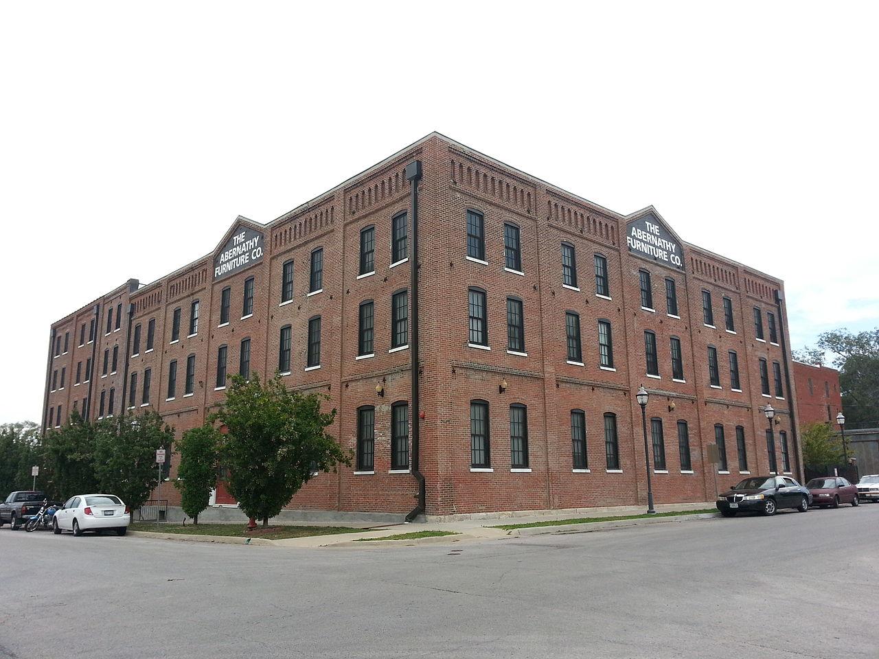 File:Abernathy Furniture Company Factory