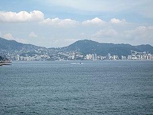 Mexican Riviera - Acapulco