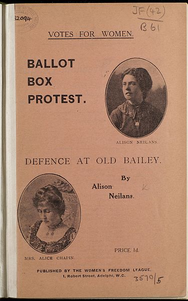 File:Account of the trial of Alison Neilans1910 (22596290530).jpg