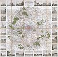Achin, Nouvelle carte routière du voyageur aux environs de Paris, 1839.jpg