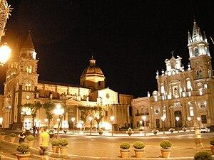 Acireale - Piazza del Duomo