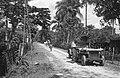 Actie in de richting van Gading, Plajen en Wonosari. De infanterie rukte 's nach, Bestanddeelnr 118.jpg