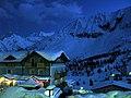 Adamello ski, Passo del Tonale - Ski window - Top Residence ( Cima Presanella ) - panoramio.jpg