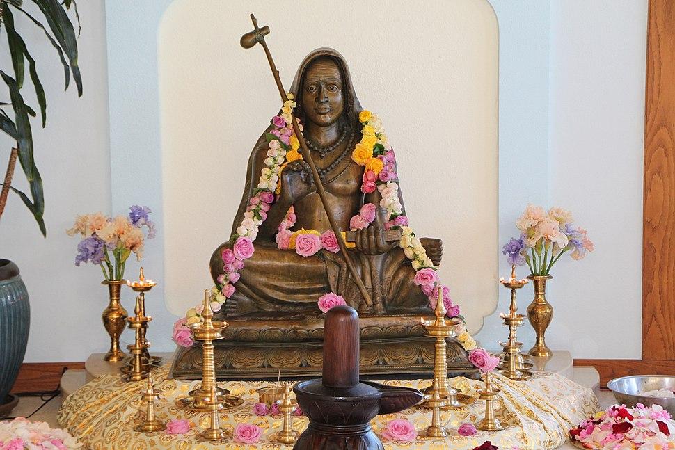 Adi Sankara at SAT Temple