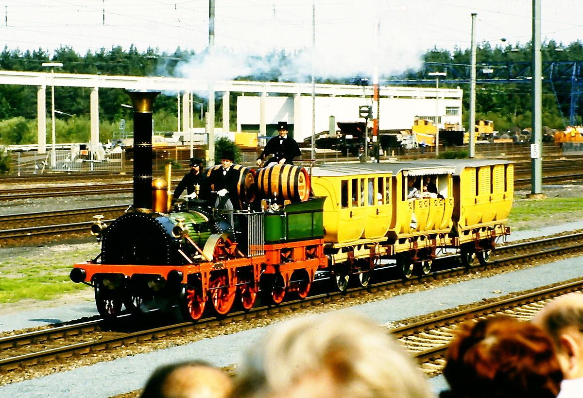 Adler Eisenbahn