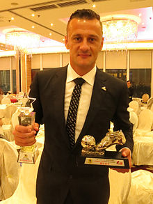 Admir Raščić at the 2013to14 HKFA Annual Dinner.jpg