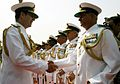 Admiral RK Dhowan, the CNS, meeting the PSOs and Senior Naval Officers after assuming charge (2).JPG