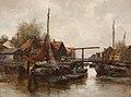 Adolf Kaufmann - In the Harbour.jpg