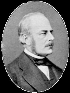 Adolf W. Edelsvärd Swedish architect