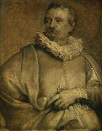 Adriaen van Stalbemt - Adriaen van Stalbemt by Anthony van Dyck