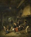 Adriaen van Ostade - Peasant Family by the Fireside.jpg