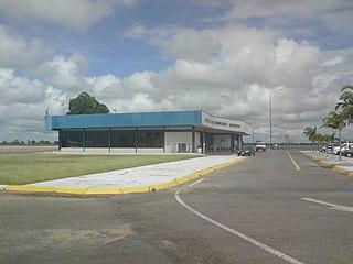 San Tomé Airport airport in Venezuela
