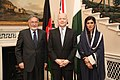 Afghanistan and Pakistan Foreign Ministers (8246620765).jpg