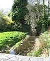 Afon Meddanen upstream of Pont Llanfechell - geograph.org.uk - 1254140.jpg