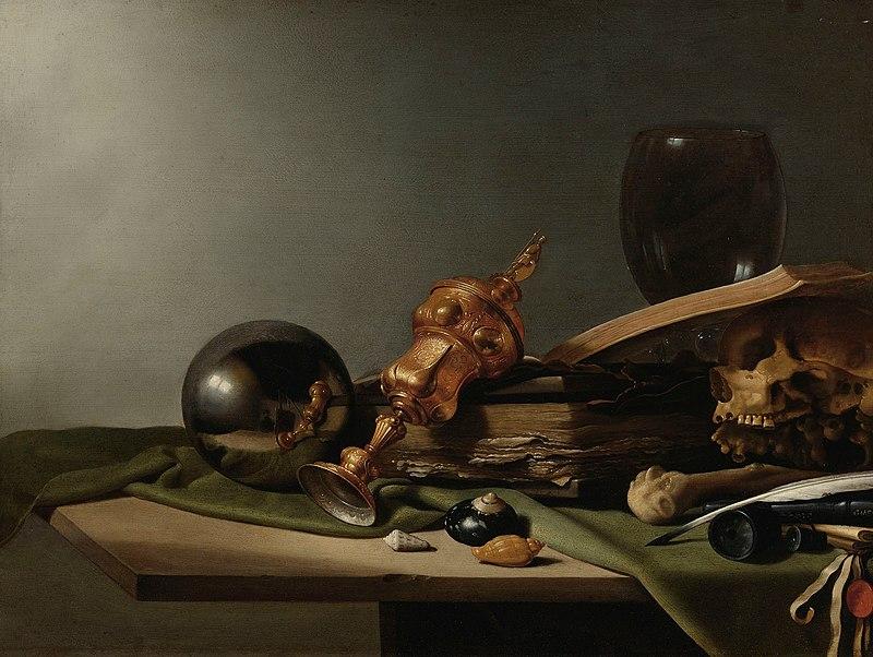 After Pieter Claeszoon - Vanitas-Still-Life - c. 1634.jpg