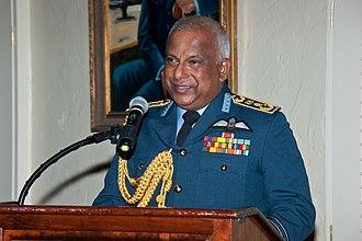 Commander of the Air Force (Sri Lanka) - Image: Air Chief Marshal Kolitha Aravinda Gunatilleke