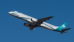 Air Dolomiti Embraer 195LR I-ADJL MUC 2015 03.jpg