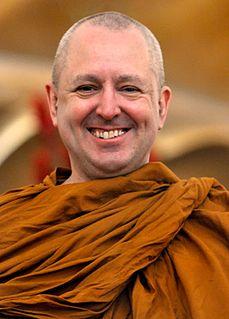 Ajahn Brahm Buddhist monk