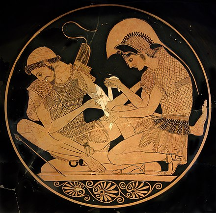 the theme of homosexual love in the ancient greek literature 2 beautiful love poems from greek poet sappho susan lander channels a revered ancient spirit.