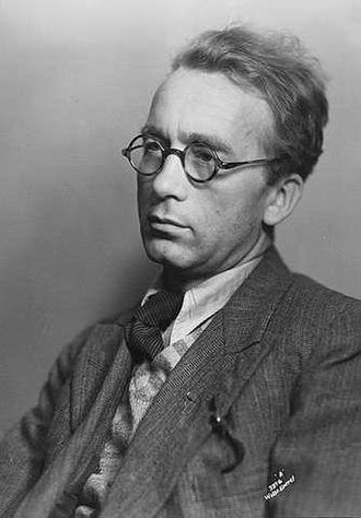 Aksel Sandemose - Image: Aksel Sandemose 1934