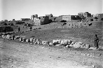 Ad-Dhahiriya - Ad-Dhahiriya in the 1920s