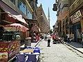 Al Mashhad al-Husseini street Cairo 2019.jpg